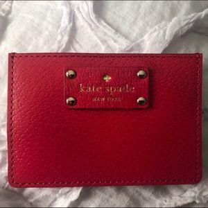 Kate spade wallet cardholder